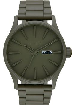 Nixon Часы Nixon A356-2338. Коллекция Sentry кварцевые часы nixon sentry ss purple
