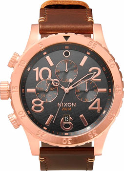 Nixon Часы Nixon A363-2001. Коллекция 48-20 Chrono цена и фото
