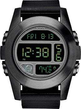 Nixon Часы Nixon A365-001. Коллекция Unit