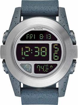 Nixon Часы Nixon A365-2056. Коллекция Unit электронные часы nixon unit all black red