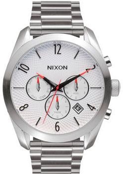 Nixon Часы Nixon A366-100. Коллекция Bullet цена
