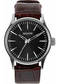 цена Nixon Часы Nixon A377-1887. Коллекция Sentry онлайн в 2017 году