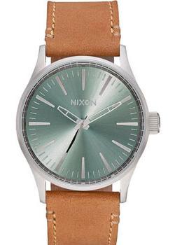 Nixon Часы Nixon A377-2217. Коллекция Sentry часы nixon genesis leather white saddle