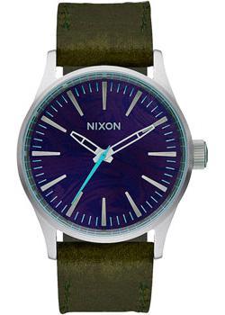 Nixon Часы Nixon A377-2302. Коллекция Sentry кварцевые часы nixon sentry ss purple