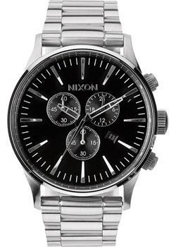 Nixon Часы Nixon A386-000. Коллекция Sentry цена и фото