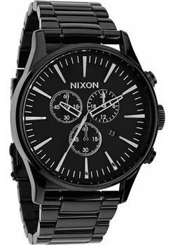 Nixon Часы Nixon A386-001. Коллекция Sentry nixon часы nixon a386 000 коллекция sentry