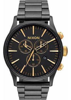 Nixon Часы Nixon A386-1041. Коллекция Sentry nixon часы nixon a386 000 коллекция sentry