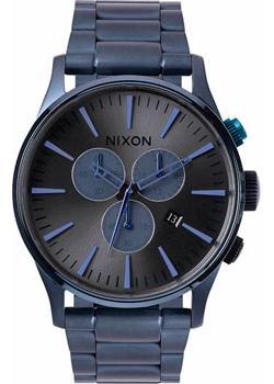 Nixon Часы Nixon A386-1679. Коллекция Sentry часы nixon corporal ss all black