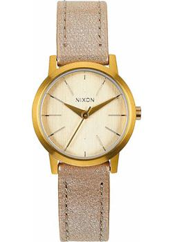 Nixon Часы Nixon A398-1877. Коллекция Kenzi часы nixon time teller deluxe leather navy sunray brow