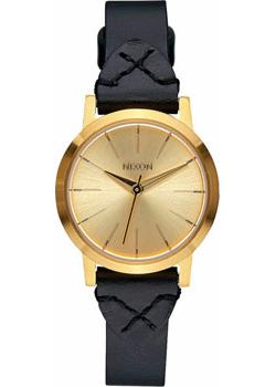 Nixon Часы Nixon A398-2143. Коллекция Kenzi часы nixon time teller deluxe leather navy sunray brow