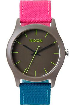 Nixon Часы Nixon A402-1965. Коллекция Mod nixon часы nixon a402 1527 коллекция mod