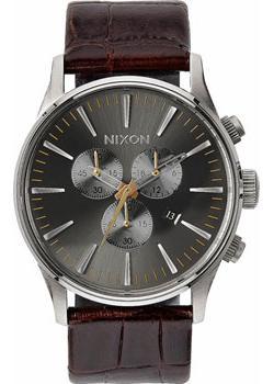 Nixon Часы Nixon A405-1887. Коллекция Sentry цена 2017