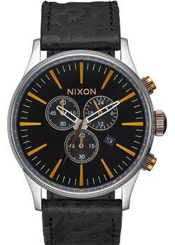 Nixon Часы Nixon A405-2222. Коллекция Sentry часы nixon corporal ss all black