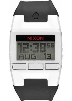 Nixon Часы Nixon A408-127. Коллекция Comp часы nixon time teller deluxe leather navy sunray brow