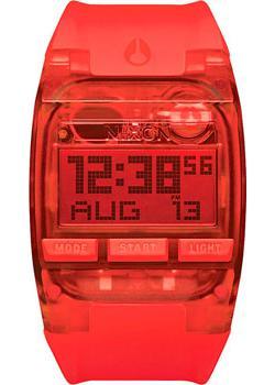 Nixon Часы Nixon A408-191. Коллекция Comp электронные часы nixon re run leather black camo