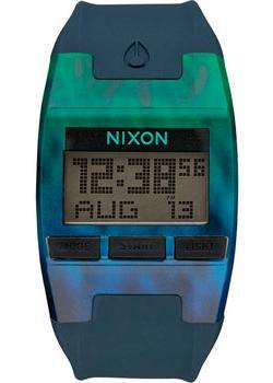 Nixon Часы Nixon A408-2156. Коллекция Comp часы nixon time teller deluxe leather navy sunray brow