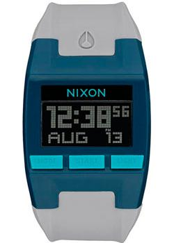 Nixon Часы Nixon A408-2164. Коллекция Comp часы nixon time teller deluxe leather navy sunray brow