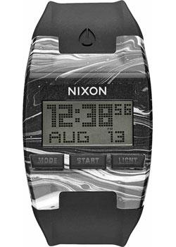 Nixon Часы Nixon A408-2193. Коллекция Comp часы nixon time teller deluxe leather navy sunray brow