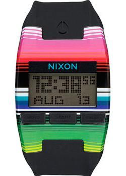 цена Nixon Часы Nixon A408-2229. Коллекция Comp онлайн в 2017 году