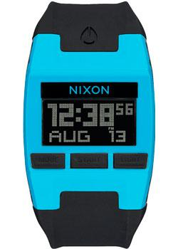 Nixon Часы Nixon A408-955. Коллекция Comp часы nixon time teller deluxe leather navy sunray brow