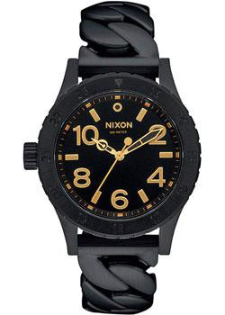Фото Nixon Часы Nixon A410-2317. Коллекция 38-20 часы nixon porter nylon gold white red