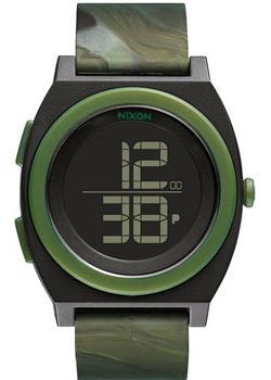 Nixon Часы Nixon A417-1727. Коллекция Time Teller часы nixon time teller deluxe leather navy sunray brow
