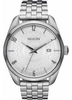 Nixon Часы Nixon A418-2129. Коллекция Bullet nixon часы nixon a418 2195 коллекция bullet