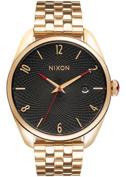 Nixon Часы Nixon A418-510. Коллекция Bullet sigma часы sigma s301 510 10 001 коллекция кварцевые часы