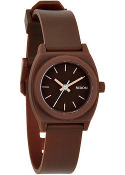 Nixon Часы Nixon A425-400. Коллекция Time Teller часы nixon time teller deluxe leather navy sunray brow