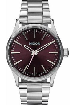 Nixon Часы Nixon A450-2157. Коллекция Sentry часы nixon ranger 45 leather black red