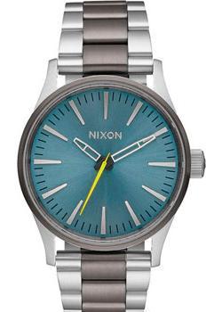 Nixon Часы Nixon A450-2304. Коллекция Sentry недорго, оригинальная цена