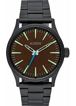 Nixon Часы Nixon A450-712. Коллекция Sentry nixon часы nixon a410 2317 коллекция 38 20