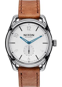 Nixon Часы Nixon A459-2067. Коллекция C39 часы nixon genesis leather white saddle