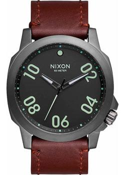Nixon Часы Nixon A466-1099. Коллекция Ranger часы nixon ranger 45 leather black red