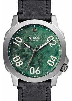 Nixon Часы Nixon A466-2069. Коллекция Ranger часы nixon time teller deluxe leather navy sunray brow