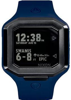 цена Nixon Часы Nixon A476-2098. Коллекция Ultratide онлайн в 2017 году