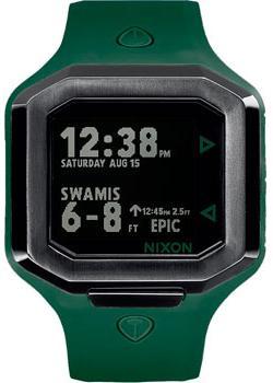 цена Nixon Часы Nixon A476-2099. Коллекция Ultratide онлайн в 2017 году