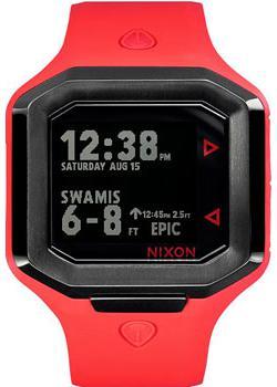цена Nixon Часы Nixon A476-2100. Коллекция Ultratide онлайн в 2017 году