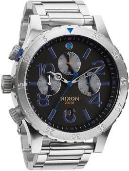 Nixon Часы Nixon A486-1529. Коллекция 48-20 цена и фото