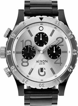 Nixon Часы Nixon A486-180. Коллекция 48-20 Chrono nixon часы nixon a410 2317 коллекция 38 20