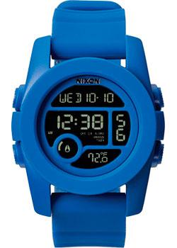 цена Nixon Часы Nixon A490-369. Коллекция Unit онлайн в 2017 году