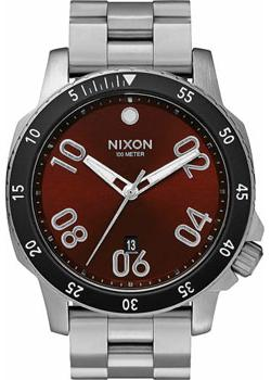 Фото Nixon Часы Nixon A506-2097. Коллекция Ranger часы nixon porter nylon gold white red