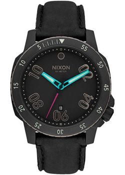 Nixon Часы Nixon A508-1320. Коллекция Ranger gear j gear r grammar and vocabulary for the toeic test with answers self study grammar and vocabbulary reference and practice 2cd