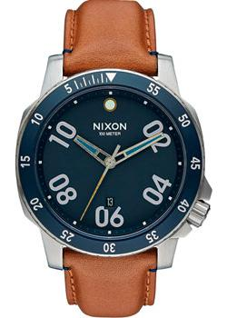 Nixon Часы Nixon A508-2186. Коллекция Ranger часы nixon ranger 45 leather black red