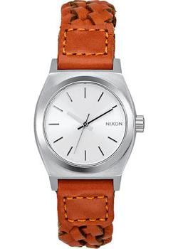 Nixon Часы Nixon A509-2082. Коллекция Time Teller часы nixon time teller deluxe leather navy sunray brow
