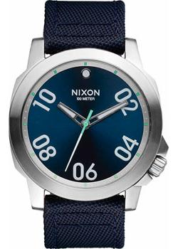 Nixon Часы Nixon A514-2076. Коллекция Ranger часы nixon ranger 45 leather black red