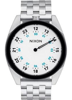 Nixon Часы Nixon A920-100. Коллекция Genesis часы nixon genesis leather white saddle