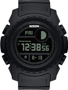 Nixon Часы Nixon A921-001. Коллекция Unit электронные часы nixon unit all black red