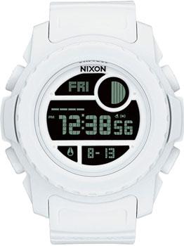 Nixon Часы Nixon A921-126. Коллекция Unit электронные часы nixon unit all black red