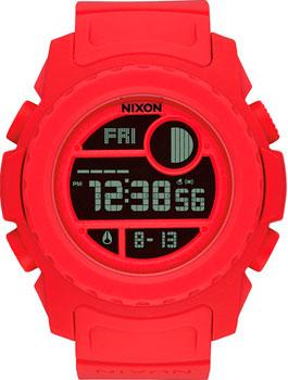 Nixon Часы Nixon A921-191. Коллекция Unit электронные часы nixon unit all black red